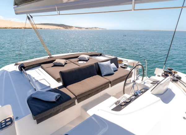 Nautical Escape luxury TYC Lagoon Catamaran charter