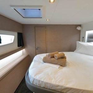 Saona 47 bedroom - Nautical Escape luxury sailing charter