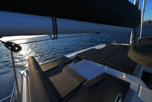 Saona 47 - Nautical Escape luxury sailing charter