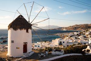 Nautical Escape Mykonos Greece luxury sailing charter