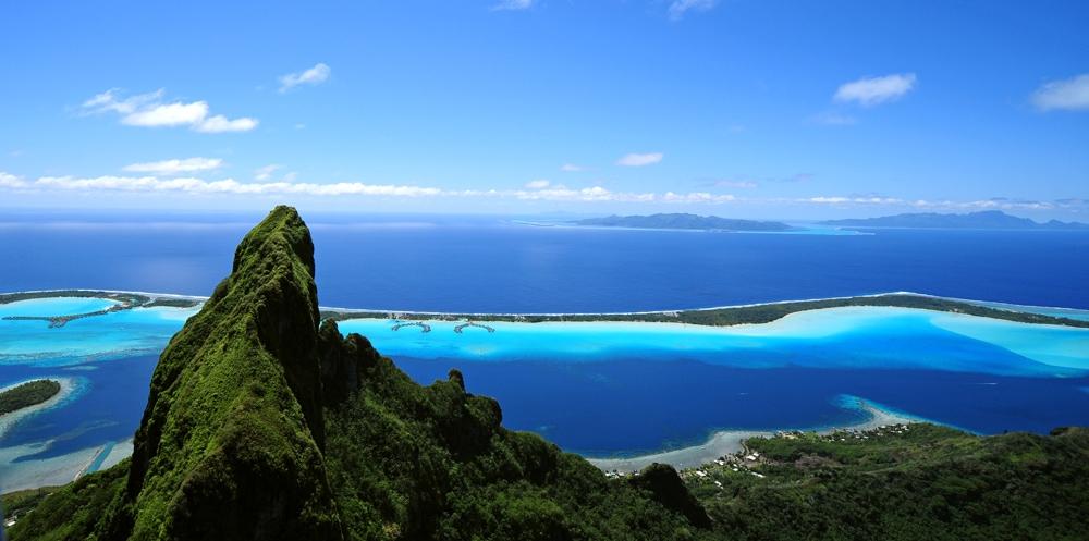 Nautical Escape Tahiti luxury sailing charter