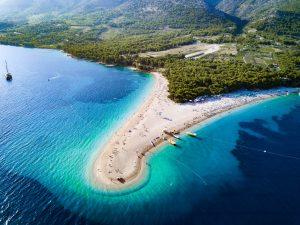 "Stop by Croatia's most famous beach ""zlatni rat"" - Nautical Escape"