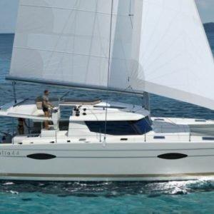 Helia 44 - Nautical Escape