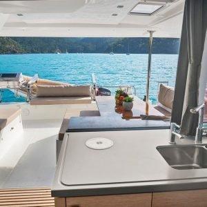 Nautical Escape luxury sailing charter book a cabin