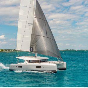 Lagoon 42 - Nautical Escape luxury sailing charter