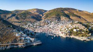 Hydra Greece sailing charter with Nautical Escape