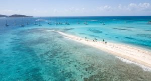 Prickly Pear British Virgin Islands sailing charter with Nautical Escape