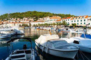 Vela Luka Croatia sailing charter with Nautical Escape