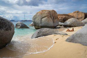 Virgin Gorda British Virgin Islands sailing charter with Nautical Escape