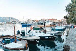 Herceg Novi Montenegro sailing charter with Nautical Escape