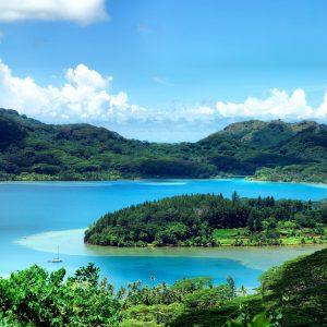 Tahiti Huahine sailing charter with Nautical Escape
