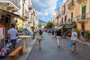Lipari – Italy Aeolian islands sailing charter with Nautical Escape