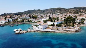 Spetses Greece sailing charter with Nautical Escape