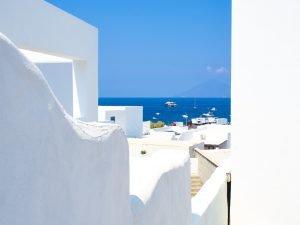 Panarea – Italy Aeolian islands sailing charter with Nautical Escape