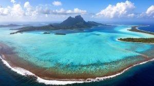 Tahiti Bora Bora sailing charter with Nautical Escape