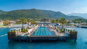 Porto Montenegro sailing charter with Nautical Escape