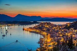 Poros Greece sailing charter with Nautical Escape