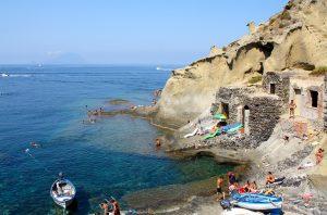 Salina – Italy Aeolian islands sailing charter with Nautical Escape