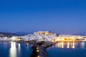 Naxos Greece sailing charter with Nautical Escape