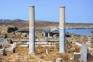 Dilos Greece sailing charter with Nautical Escape