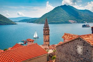 Montenegro Perast sailing charter with Nautical Escape