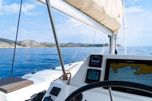 Trogir Croatia sailing charter with Nautical Escape