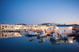 Paros Greece sailing charter with Nautical Escape